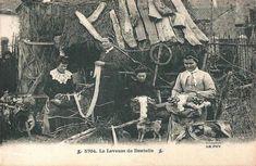 dentelle 03 c dentelle du puy en Velay de 1910