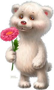 Animaatio animated film greeting & note cards, others png cl Teddy Bear Images, Teddy Bear Toys, Cute Teddy Bears, Cute Animal Videos, Cute Animal Pictures, Cute Animals Puppies, Baby Animals, Bear Cartoon, Cartoon Art