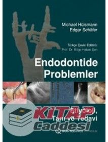 Endodontide Problemler - Etiyoloji, Tanı ve Tedavi  #tıp, #kitap, #books, #medikal, #dental, #doktor, #hemşire, #hastane Website, Books, Libros, Book, Book Illustrations, Libri