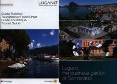 https://flic.kr/p/H59hWn | Lugano  Guida Turistica/ Touristischer Reiseführer/ Guide Touristique/ Tourist Guide; 2015, Ticino, Switzerland