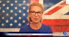 #ActForAmerica #ArminNavabi #SandraSolomon Rocky Mountain Spotted Fever, Katie Hopkins, Freedom Fighters, Medical History, Wuhan, Armin, West Africa, Rocky Mountains, New Day