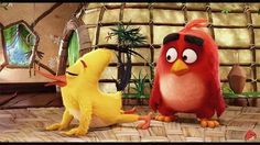 The Angry Birds Movie First Trailer
