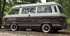 Vw t3 transporter vanagon t25