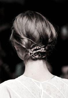 18 Beautiful Buns | Damsel In Dior
