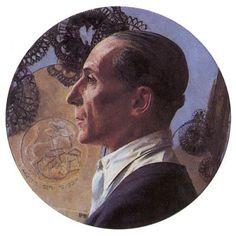 Marquis de Cuevas by Bernard Boutet de Monvel