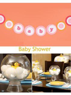 Decoración Baby Show