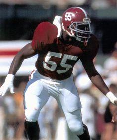 LB Derrick Thomas, Alabama