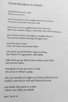 Poem by Cathy Arellano Smash The Patriarchy, Anti Racism, Intersectional Feminism, Youre Invited, Social Issues, Oppression, Social Justice, Change The World, Equality