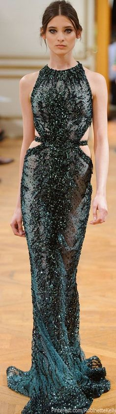 Zuhair Murad Haute Couture | F/W 2013 by gena