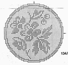 Kira scheme crochet: Scheme crochet no. 588