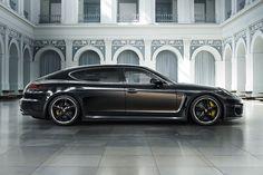 Porsche Panamera Exclusive Series, Hanya 100 Unit !