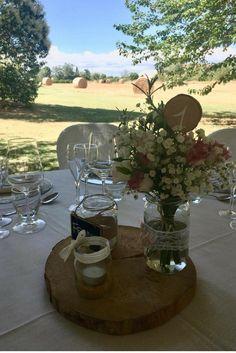 Dettagli del matrimonio in campagna - Dove Vuoi Catering