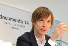 Adam Szymczyk was appointed Director of Documenta in 2013. Courtesy Documenta.