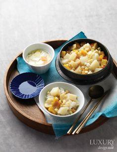 LUXURY_ 강원도 청정 지역 대표 식재료로 만든 6가지 청정보양식 淸淨 保養食
