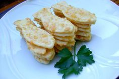 #gluten free #crackers #vegetarian made using Chebe boxed mix