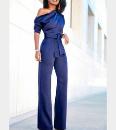 Buttoned Dolman Sleeve Textured Jumpsuit (Style Pantry) Outfit Details: Jumpsuit available here Look Fashion, Fashion Models, Autumn Fashion, Fashion Outfits, Womens Fashion, Fashion Trends, Fashion Clothes, Street Fashion, Best Street Style