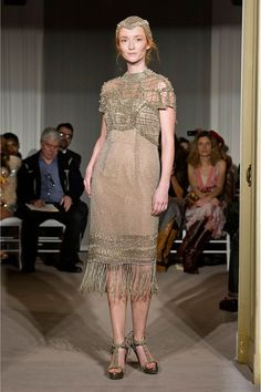 Alberta Ferretti Limited Edition Show  JANUARY 2012