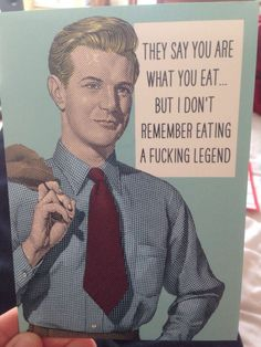 Best birthday card ever.