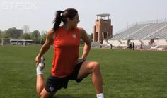 Improve Your Goalkeeping With Drills From Hope Solo Soccer Goalie, Soccer Drills, Soccer Coaching, Youth Soccer, Soccer Tips, Kids Soccer, Soccer Games, Play Soccer, Soccer Stuff