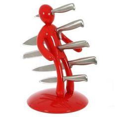 Bloc porte-couteaux