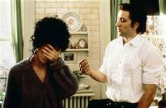 Cher and Nicolas Cage in Moonstruck Éclair de lune 1987 Nicolas Cage Movies, Snap Out Of It, Most Romantic, Great Movies, Movie Quotes, Movie Tv, Chef Jackets, Cher, Photos