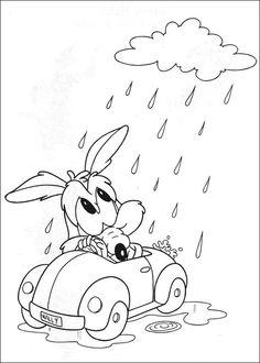Baby Looney Tunes Ausmalbilder 10
