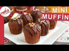 Yumuşacık Mini MUFFİN KEK - Nefis Yemek Tarifleri - YouTube