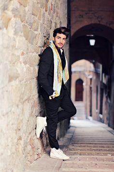 Outfit for man. Look para hombres, pour homme. https://www.facebook.com/bagatelleoficial Bagatelle Marta Esparza   #outfit #hombres #hommes