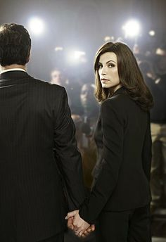 The Good Wife - Saint Alicia