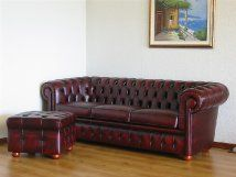 Chesterfield sofa, the most famous sofa in the world