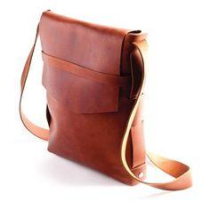 Messenger Bag. No sew design