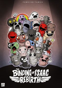 Binding of Isaac Fan Art - Album on Imgur
