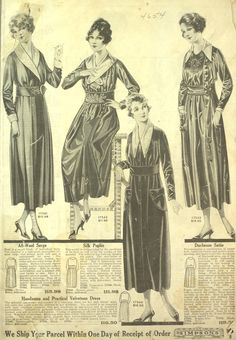 Simpson's Catalogue Fall and Winter 1918-19