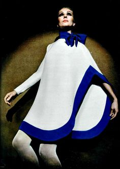 Pierre Cardin L'officiel magazine 1960s