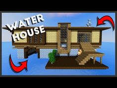 http://minecraftstream.com/minecraft-tutorials/minecraft-how-to-build-a-survival-house-on-water-best-house-tutorial/ - Minecraft: How to Build a Survival House on Water (Best House Tutorial) Minecraft: How to Build a Survival House on Water (Best House Tutorial) Today I will be showing you all how to build a survival friendly and easy to build house on water hope you all enjoy this tutorial ▶ Texture Pack – https://www.youtube.com/watch?v=_dx9z_uOisU&t=6s