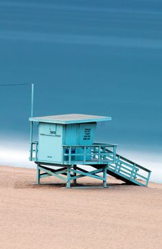 Venice Beach Lifeguard Tower
