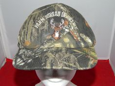 Mittens NWT Boy/'s Knit Camouflage Camo Hat Cap w// Fleece Lining