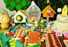 Festa - Jardim Encantado - Dicas pra Mamãe