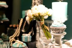 Festa 15 Anos Tiffany e Arabesco #Damask