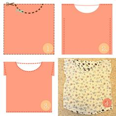#DIY T-shirt--so easy!