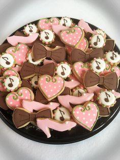 Prom Cookies by Nightowl Cookies, via Flickr
