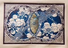 Sapphire Rose art, Mullumbimby