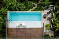 Casa em Ubatuba II is a private home located in Ubatuba, Brazil. It was designed by SPBR Arquitetos in 2014