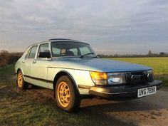 "Saab 900 GLE ""Gold Special Edition"" https://goo.gl/XRZlzn"