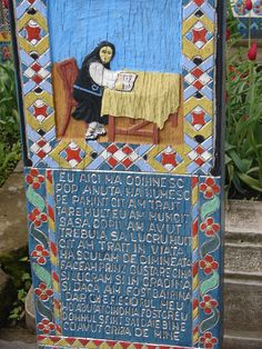 The Merry Cemetery in Săpânța is a place where people's lives and death are captured through humorous verses engraved on colourful tombstones. They are tourist attractions, full of charm and surpri…