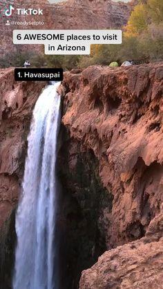 Arizona Road Trip, Arizona Travel, Sedona Arizona, Hiking In Arizona, Visit Arizona, Road Trip Usa, Fun Places To Go, Beautiful Places To Travel, Beautiful Vacation Spots