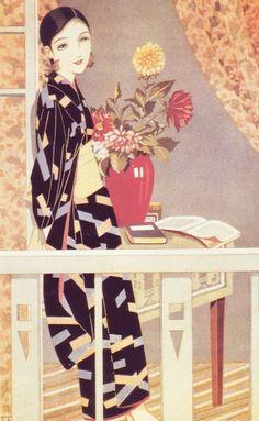 Katsuji Matsumoto Japanese Illustration, Manga Anime, Kids Rugs, China, Artist, Decor, Japan Illustration, Decoration, Kid Friendly Rugs