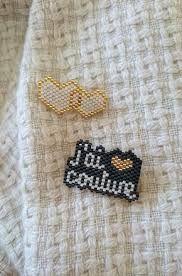 """Résultat de recherche d'images pour """"tissage miyuki bateau papier"""" Weaving Patterns, Bijoux Diy, Peyote Stitch, Bracelet Tutorial, Loom Beading, Bead Weaving, Beads, Handmade, Crafts"""