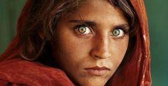 foto afghaans meisje national geographic - Google zoeken