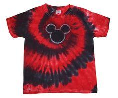 Mickey Tie Dye
